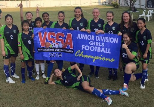 VSSA Junior Girls Football Champions!