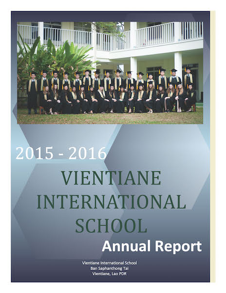 VIS Annual Report for 2014 - 2015